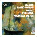 Chabrier, Debussy : Œuvres pour piano. Meyer.
