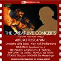 Arturo Toscanini : The Great Live Concerts, 1935-1949.