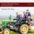 Bach : Improvisations sur l'Art de la Fugue. Austrian Art Gang.